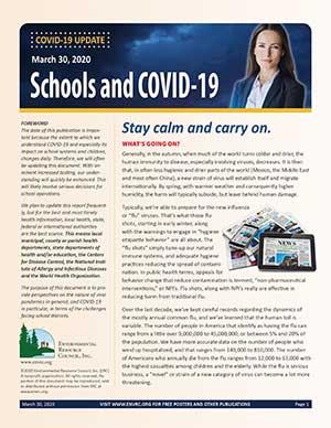 Schools and COVID-19